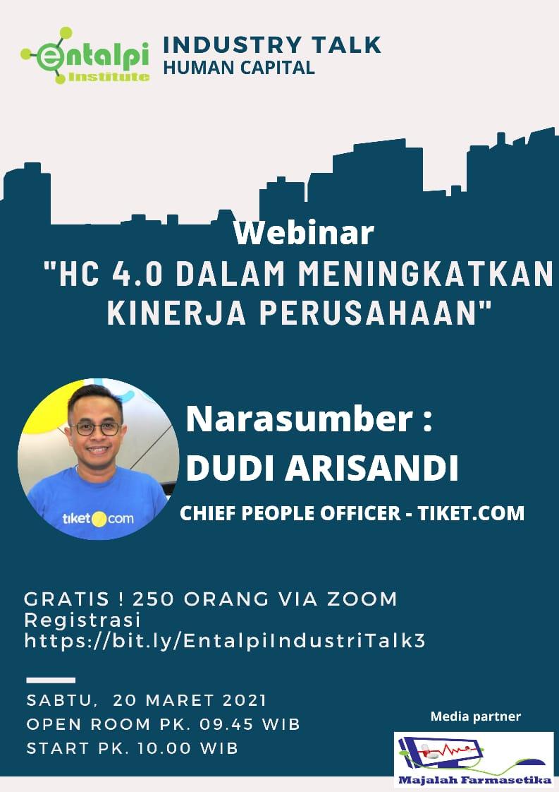 Industri Talk 3 : Human Capital